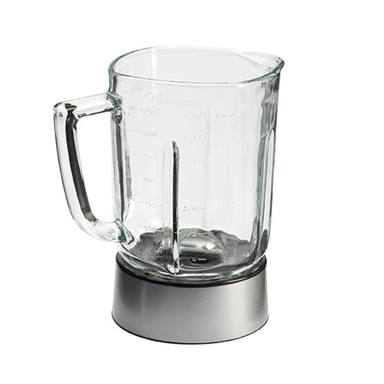 Glass jar and collar only